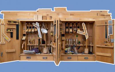 Tischlerin: Zwischen Holz und Platten